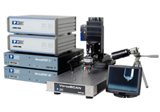 SECM- Scanning Electrochemical Systems