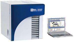 Nippon MA-3000: Analizador de mercurio
