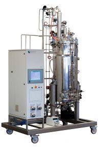 Sistemas de bioreactores escala piloto