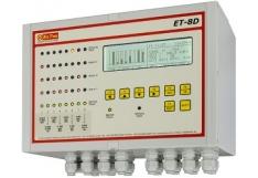 Paneles de control de detectores de gas ExTox