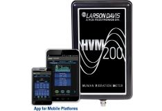Vibrómetro HVM 200