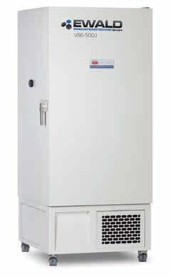 Ultracongelador EWALD v86-500
