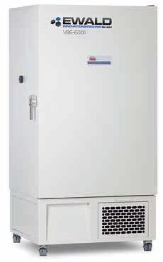 Ultracongelador EWALD v86-600