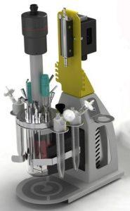 MiniBio: Mini biorreactores (250 ml, 500 ml y 1.000 ml) Applikon Biotech