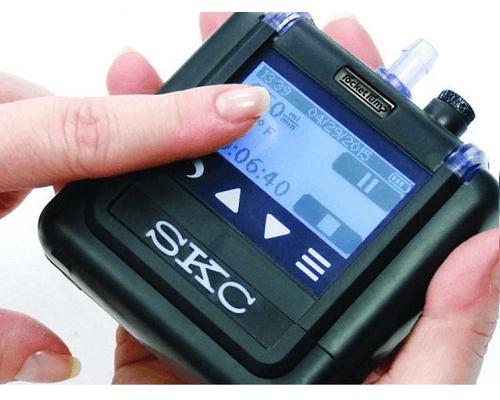 Bomba SKC Pocket Touch de bajo caudal