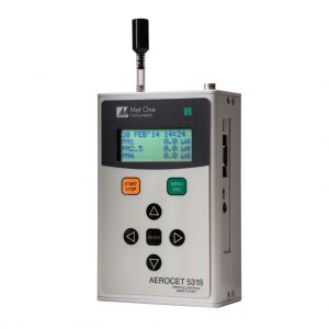 Aerocet531S -Contador de partículas portátil