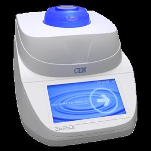 CEM ORACLE: El primer analizador rápido de grasas sin desarrollo de métodos distribuido por VERTEX Technics