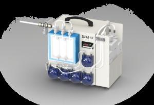 Nippon SGM-8: Analizador de mercurio distribuido por VERTEX Technics