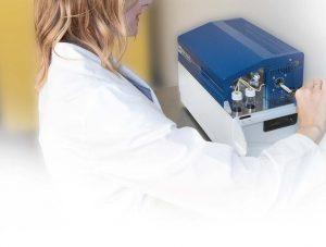 NIPPON MA3 Solo; Analizador de mercurio compacto distribuido por VERTEX Technics