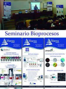 Seminarios sobre Bioprocesos