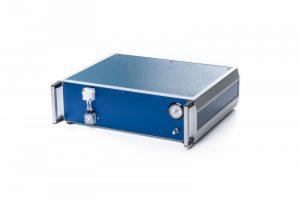Mini Respirómetro ECHO para medir hasta 4 gases - VERTEX Technics