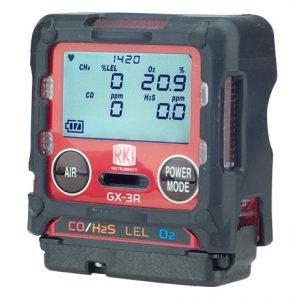 Detector multigas GX-3R de RKI