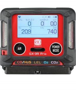 Detector multigás GX-3R Pro