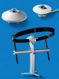 Piranómetros, sondas para medir, de manera precisa, la radiación solar