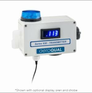 Monitor fijo serie 930 calidad de aire interior