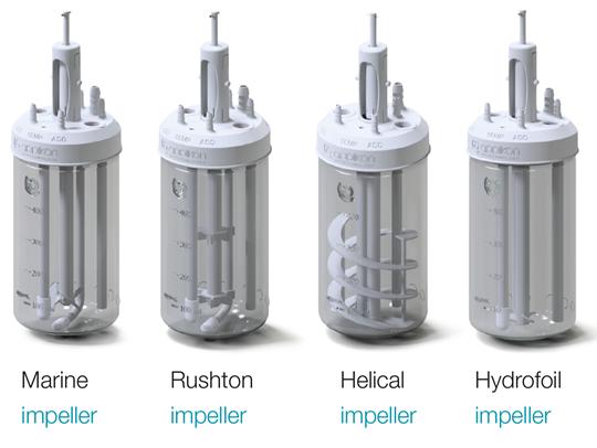 AppliFlex ST: Biorreactores single use con diseño personalizado