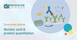 Lectores para cuantificación de ácidos nucleicos y proteínas