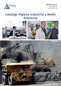 catálogo general de Higiene Industrial