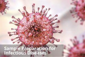 Preparación de muestras para enfermedades infecciosas